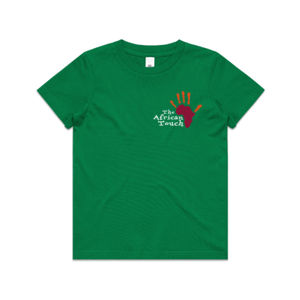 The African Touch - Kids Youth T shirt Thumbnail